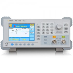 owo8101-ag1022v2-25-mhz-2-ch-dds-arbitrary-waveform-generator